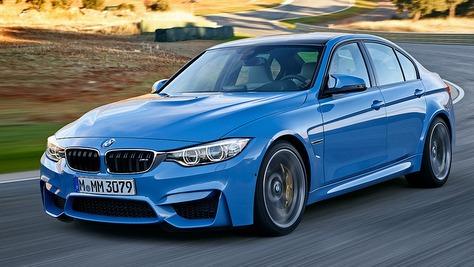 BMW M3 - F30
