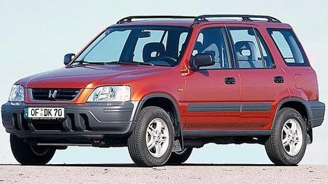 Honda CR-V - I