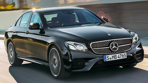 Mercedes-AMG E-Klasse - W 213