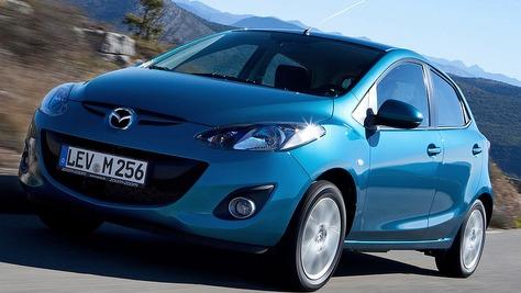 Mazda II (DE)