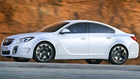 Opel Insignia Technische Daten