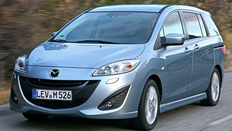Mazda CW