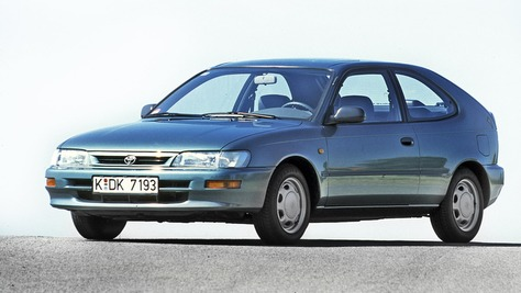 Toyota E100