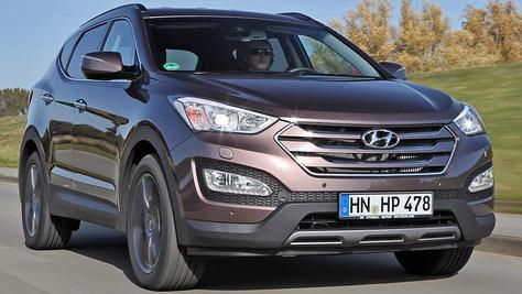 Hyundai Santa Fe - DM