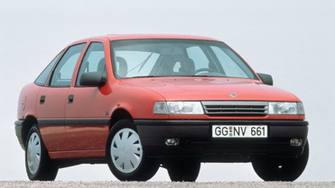 Opel Vectra - A