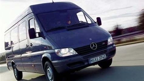 Mercedes Sprinter - W 901-905