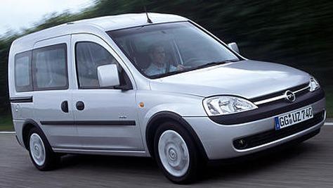 Opel Combo - C