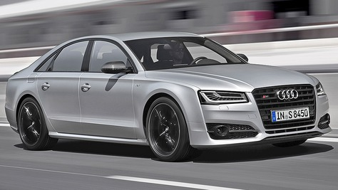 Audi D4