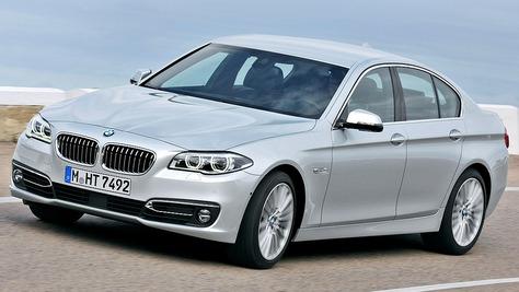 BMW 5er - F10