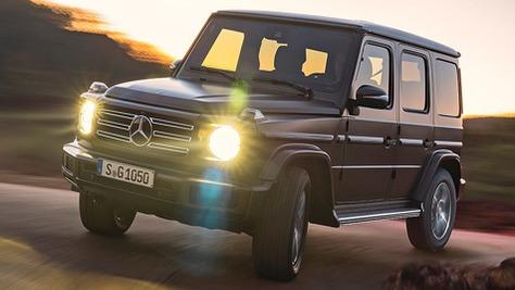 Mercedes-Benz IV (W 464)