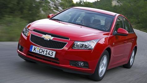 Chevrolet Cruze - I