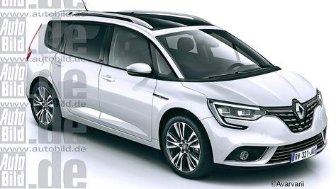 Renault Scénic - IV