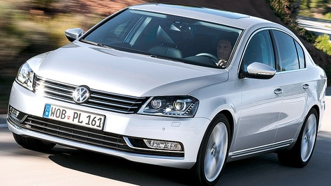 VW Passat - B7 (Typ 3C)