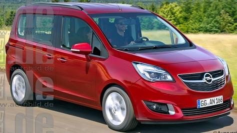 Opel Combo - E