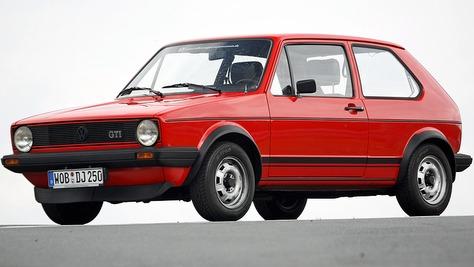 VW Golf GTI - I