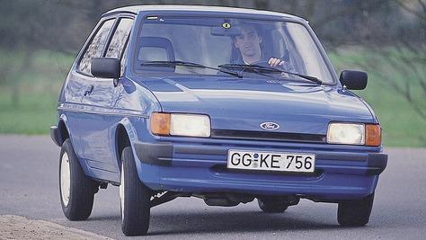 Ford Fiesta - MK 2