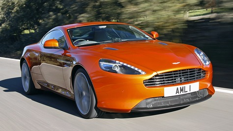 Aston Martin Virage - II