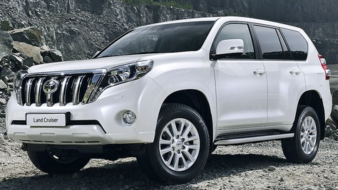 Toyota Land Cruiser - J15