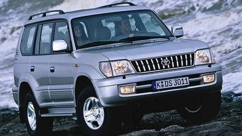 Toyota Land Cruiser - J9