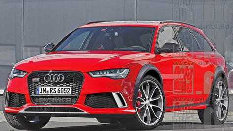 Audi RS 6 Allroad