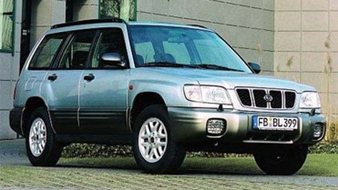 Subaru Forester - SF