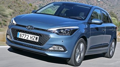 Hyundai i20 - II (GB)