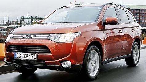 Mitsubishi Outlander - CW0