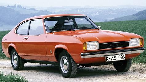 Ford Capri - MK 2