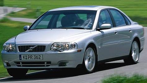 Volvo S80 - TS