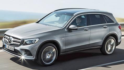 Mercedes GLC - II (X 253)