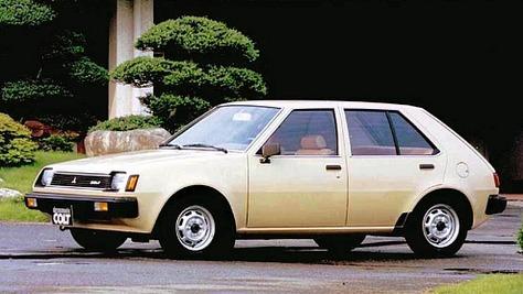 Mitsubishi Colt - A150