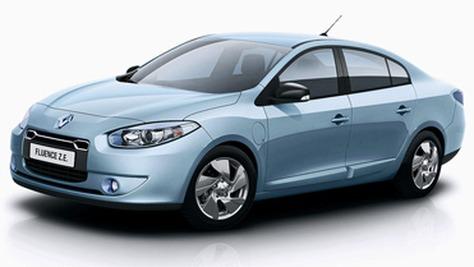 Renault Fluence Z E Autobild De