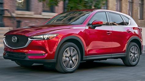 Mazda CX-5 Gebrauchtwagen und Jahreswagen - autobild.de