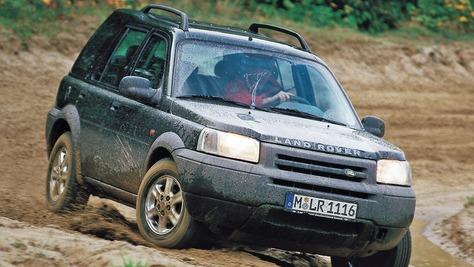 Land Rover Freelander - I