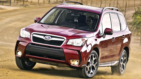 Subaru Forester - SJ