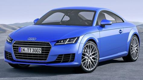 Audi Tt Autobild De