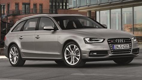 Audi S4 - B8
