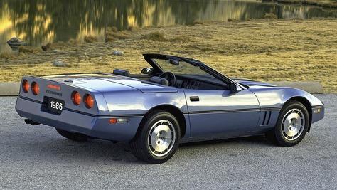 Chevrolet Corvette - C4