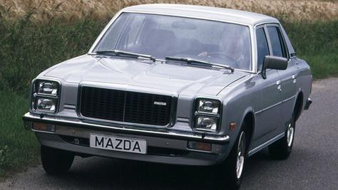 Mazda LA 4