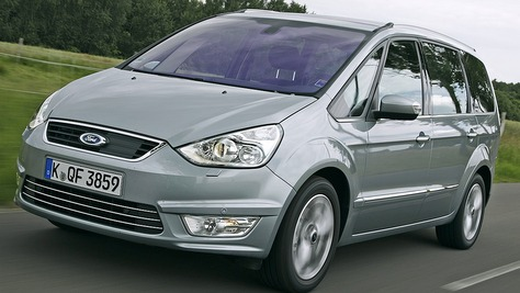 Ford Galaxy - II (Typ WA6)