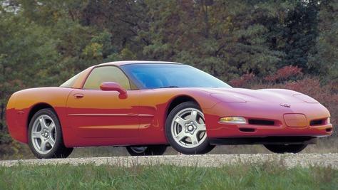 Chevrolet Corvette - C5