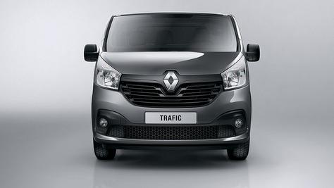 Renault Trafic - III