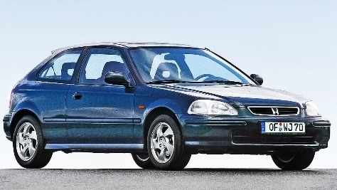 Honda Civic - VI