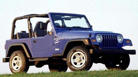 Jeep Wrangler - TJ