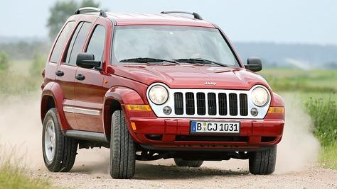 Jeep Cherokee - KJ