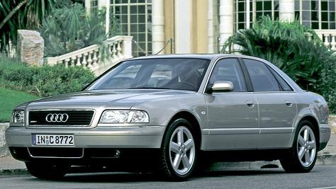 Audi A8 - D2