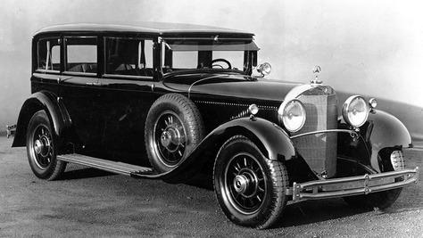 Mercedes Typ 770