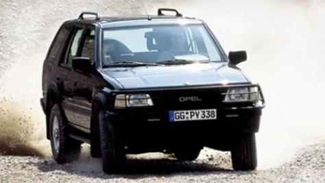 Opel Frontera - A