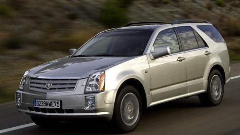 Cadillac SRX - I