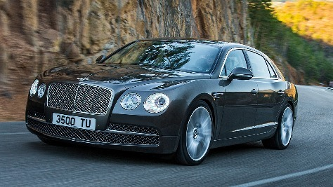 Bentley Flying Spur - II